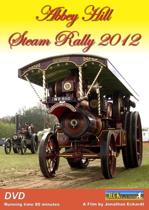 Abbey Hill Steam Rally DVD 2012